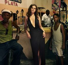 Havana Days – Giedre Dukauskaite by Takay for Marie Claire US September 2015