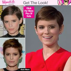 If you've ever doubted the versatility of a pixie cut, allow Kate Mara's many short hair styles to set you straight. The actress has been switching up her short 'do all summer, and we're obsessed!