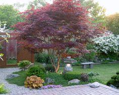 gravel garden design ideas | Wonderful Japanese Garden Design For Your Backyard Design Ideas ...