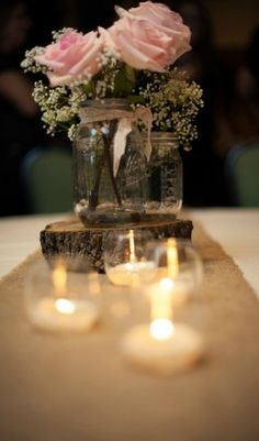 A simple place setting