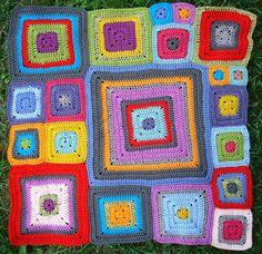 Babette blanket | da eclectic gipsyland