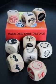 Magic Fairytale Story Dice