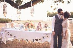 Desserts Wedding Ideas