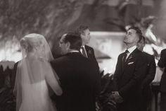 The Teary Groom - Candice Accola's Wedding – Best Wedding Pictures of Our Sweet Caroline - EverAfterGuide