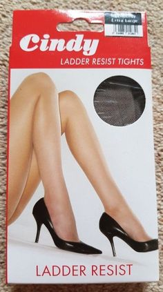 0ffbc7292 Cindy Ladder Resist Tights - Storm Grey - Extra Large REDUCED PRICEBARGAIN   fashion  clothing