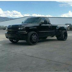 Badass!!! Lowered Trucks, Dually Trucks, Gm Trucks, Diesel Trucks, Cool Trucks, Pickup Trucks, Lifted Trucks, 85 Chevy Truck, Truck Rims
