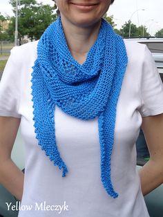 Ravelry: Dobroszka pattern by Anna Lipińska
