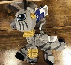 Build a Bear My Little Pony Starlight Glimmer ~ Brand New W// Tags /& UNSTUFFED