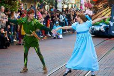 Once Upon A Dream Parade ~ Disneyland Paris