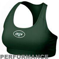 Nike New York Jets Women's Pro Sports Bra