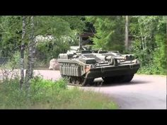 Kalla Kriget, Swedish Army, Tank Destroyer, Firearms, Military Vehicles, Weapons, Zero, Museum, World