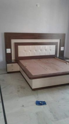 Living Room Tv Unit Designs, Bedroom Cupboard Designs, Wardrobe Design Bedroom, Bedroom Closet Design, Bedroom Furniture Design, Bed Furniture, Simple Bed Designs, New Bed Designs, Bed Designs With Storage
