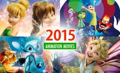 28 Animation Movies Being Released in 2015 - Animated Movie List. Read full article: http://webneel.com/animation-movies-2015-list | more http://webneel.com/animation | Follow us www.pinterest.com/webneel