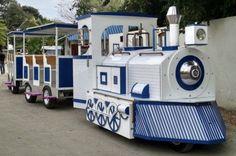 Expresso Mágico Trenes Infantiles Eléctricos para centros comerciales