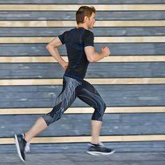 Nice running style