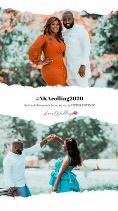 Ghanaian couple, Anita & Kwame met on social media and their love story is interesting. Read all about it on LoveWeddingsNG.com Wedding Events, Wedding Gowns, Pre Wedding Shoot Ideas, Kente Styles, Love Couple, Love Story, Real Weddings, Social Media, Engagement