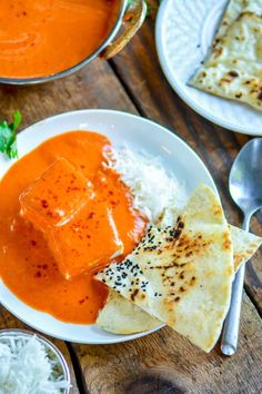This Velvety Restaurant Style Indian Tikka Masala Sauce needs just 6 staple pantry ingredients. You will be surprised to learn that secret of your all-time favorite Indian Chicken Tikka Masala sauc. Best Indian Recipes, Indian Chicken Recipes, Ethnic Recipes, Amazing Recipes, Sauce Recipes, Real Food Recipes, Healthy Recipes, Veggie Dishes, Food Dishes