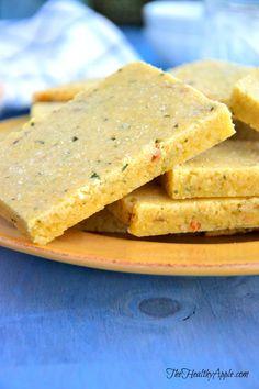 Rosemary Almond Flour Crackers {Gluten-Free, Dairy-Free, Soy-Free} #glutenfree