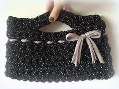 Lady Crochet: Bolsos de trapillo