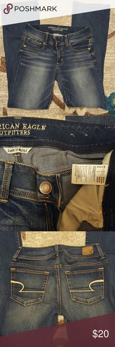 """American Eagle Outfitters Jeans American Eagle Outfitters Jeans, never worn. Bootcut. 31"""" inseam! American Eagle Outfitters Jeans Boot Cut"""