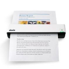 The Tiny, Go-Anywhere Scanner.