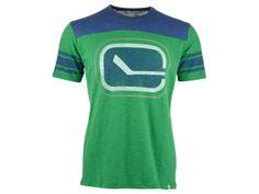 Vancouver Canucks NHL Men's Title Run T-Shirt