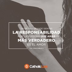 Biblioteca de Catholic-Link - Amor verdadero San Juan Pablo II