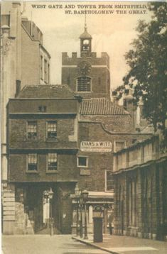 The Gateway before the first world war Vintage London, Old London, London Drawing, Irish Catholic, Ripper Street, Photographs, Photos, London History, London Pictures