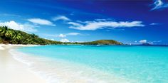 Underrated Beaches for Your Destination Wedding - Uptown Events | beach wedding, destination wedding, underrated beaches, uptown weddings | Lindquist Beach, St. Thomas, U.S. Virgin Islands