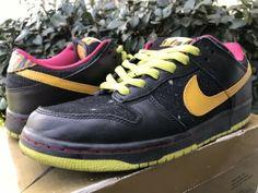 a830d7cc68d5 Details about NIKE Dunk Low Premium SB QS Beijing Metallic Gold Red Shoes w Box  Size 9.5 S28