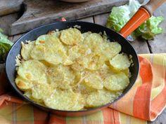 Northumberland Pan Haggerty - Vegetarian Cheese and Potato Bake