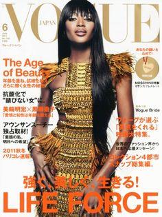 Magazine Covers - Vogue Japan