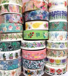 Washi Tape, Stationery and Craft Supplies by Cwlcrafts Duct Tape, Masking Tape, Washi Tapes, Cool School Supplies, Craft Supplies, Office Supplies, Scotch, Washi Tape Planner, Cute Stationary