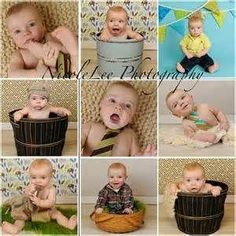 6 month baby picture ideas - Bing Images by ebony