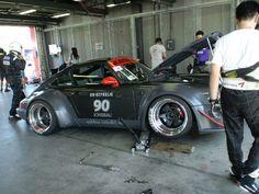 RWB Porsche #porsche #rwb #tuning