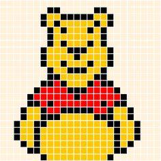 Winnie de Pooh | Pixel Party