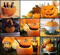 Halloween Decorating Ideas to Celebrate Halloween Day: Agreeable Dining Table Halloween Decorating Ideas Pumpkins In Various Features Insprirations ~ boholmain.com Decoration Inspiration