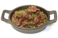 Les plats - Carbonade tourangelle Mets, France, Pork, Fish, Recipes, Kitchens, French