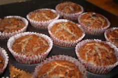 Lavkarbo blåbærmuffins Diabetes, Cupcake, Snacks, Lchf, Breakfast, Muffins, Recipes, Food, Morning Coffee