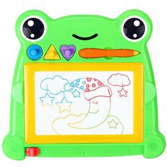 2017 Hot Sale new Colorful Magnetic Drawing Board Sketch Pad Doodle Writing Painting Toy For Kids Children arly Education Toys