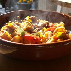 Sweet Potatoes with Sausage and Peppers - Allrecipes.com