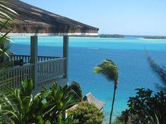 Splendid Villa - Overlooking the Lagoon of Bora Bora, Tahiti