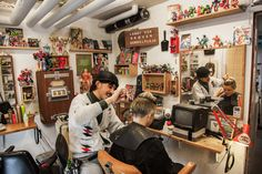 Looking for the best barber shop near you? Check out our definitive list of the 50 best men's barbers across the globe. From London to Tokyo, New York to Sydney, each of these barber shops combine high-quality cutting and service with stunning interiors Best Barber Shop, Copenhagen Denmark, Transformers, Bobby, Retro, World, Shopping, Shops, Facebook