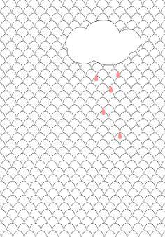 Petit nuage, Illustration My Lovely Thing
