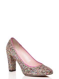 kate spade | dani too heels