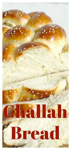 Challah Bread - A Beautiful And Impressive Bread Made With Just 6 Simple Ingredients. This Classic Jewish Bread Is Great For Sandwiches, French Toast, And More Homemade Bread Recipe Challah Bread Recipe Easy Bread Challah Bread Recipes, Healthy Bread Recipes, Cooking Recipes, Kosher Recipes, Healthy Food, Jewish Bread, Easy Bread, Keto Bread, Cuisine