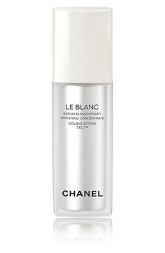 CHANEL LE BLANC BRIGHT CONCENTRATE available at #Nordstrom