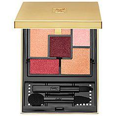 Yves Saint Laurent Couture Palette in Couleurs 09 #sephora