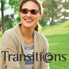 Faça chuva ou faça sol as lentes fotossensíveis Transitions® se adaptam as mudanças de luminosidade, proporcionando um equilíbrio perfeito ao atingir a tonalidade exata, rapidamente, para as diferentes situações do dia a dia! Para adultos e crianças, as lentes Transitions® bloqueiam 100% dos raios UV!  (Fonte: Transitions®)   https://plus.google.com/110606446956149039003/posts/jT3Kdivt66c
