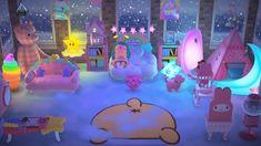 Nintendo Switch Animal Crossing, Animal Crossing 3ds, Animal Crossing Villagers, Pink Island, Garden Animals, Island Design, New Leaf, Custom Design, Cute Animals